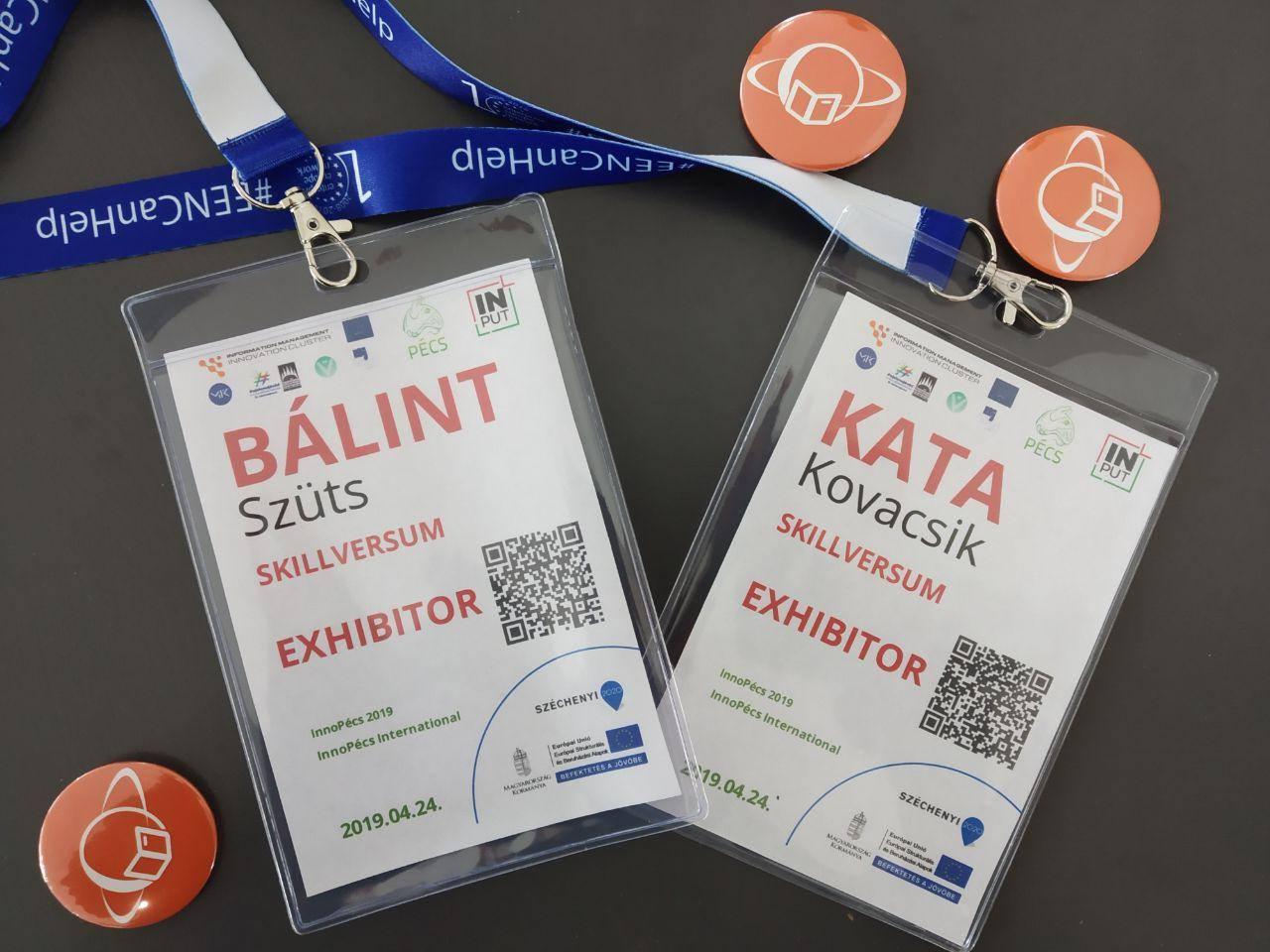 InnoPécs 2019 - SkillVersum szemmel